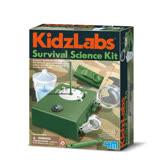 【4M】科學探索系列-野外求生科學 Survival Science 00-03395