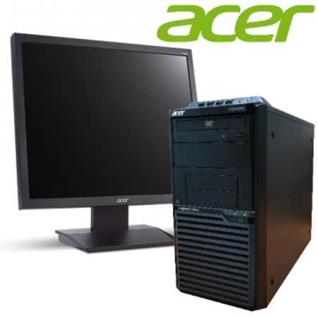 二手福利機【Acer 宏碁】 M2610 i3 超值文書桌上型電腦組