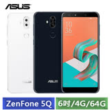 ASUS ZenFone 5Q ZC600KL 6吋 4G/64G (黑/白/紅) -【送華碩 ZenPower 10050mAh (顏色隨機)】