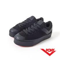 PONY -PRO 系列-經典復古鞋-女性-黑