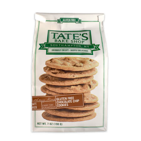 TATE\\\'S 無麩質巧克力片餅乾 198g