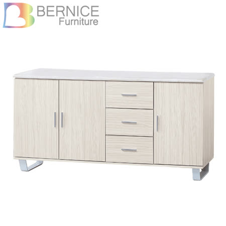 Bernice-贝尼5.4尺收纳餐柜/碗盘柜