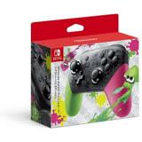 任天堂 Nintendo Switch Pro 控制器 漆彈大作戰2 配色款