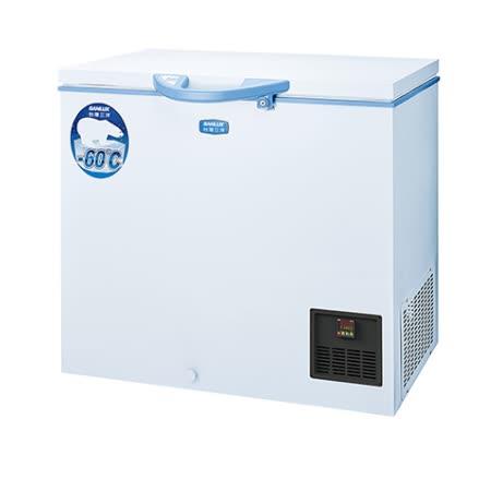 SANLUX台灣三洋 170L冷凍櫃上掀式冷凍庫/冰箱/冰櫃 TFS-170G