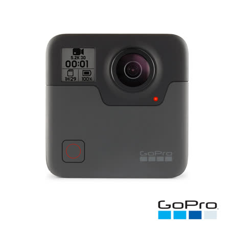 【GoPro】FUSION 360°全景攝影機CHDHZ-103(忠欣公司貨)