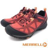 MERRELL Siren Sport Q2 Mid Gore-Tex 低筒登山鞋 女鞋-夕陽紅(另有水藍色)  #ML12436