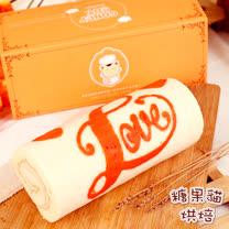 《糖果貓烘焙》樂芙LOVE蛋糕捲(420g/條)