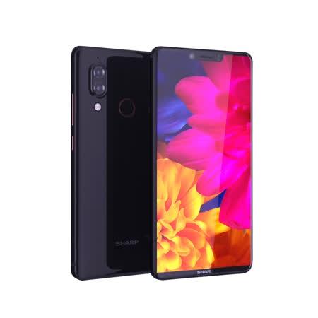 SHARP AQUOS S3 6吋 4G/64G 異形智慧型手機_黑色