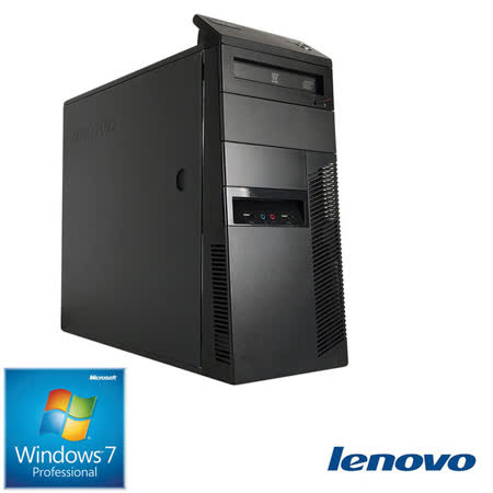 二手福利機【Lenovo】ThinkCentre M82 (i5-3470/4G/250G/DVD/W7P)