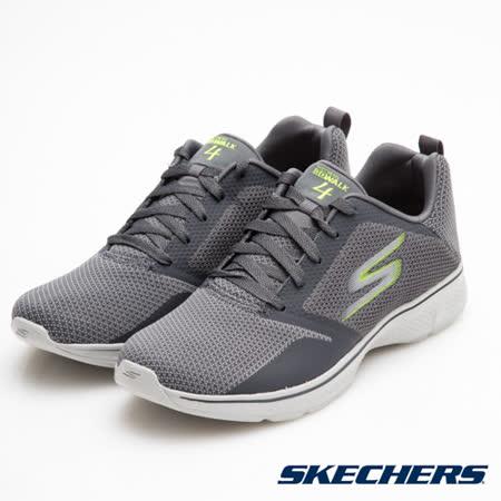 SKECHERS (男) 健走系列 GO WALK 4 - 54680CCLM
