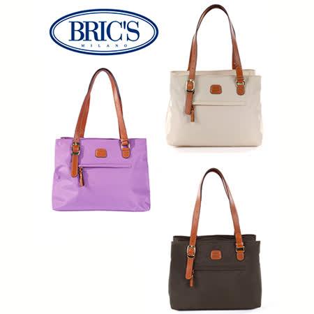 BRICS 意大利经典款 多收纳隔层3种背法手提包侧背包肩背包(小)