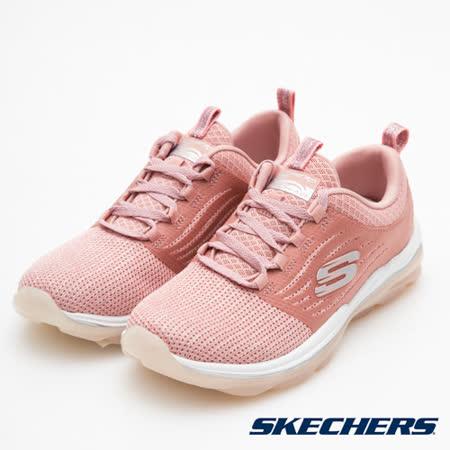 SKECHERS (女) 运动系列 SKECH AIR DELUXE - 12670ROS