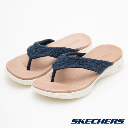 SKECHERS (女) 时尚休闲系列 On THE GO LUXE - 15321NVY