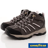 GOODYEAR戶外鞋-多功能郊山健行鞋-WO72033咖啡-女段-(23-25.5cm)