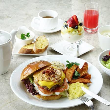 台南遠東大廳茶軒早午餐或平日英式下午茶抵用券 (乙張券)