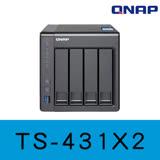 QNAP 威聯通 TS-431X2-2G 4-Bay NAS