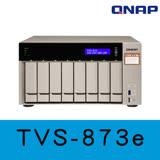QNAP 威聯通 TVS-873e-8G 8-Bay NAS