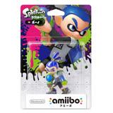 【任天堂 Nintendo】  amiibo公仔 男孩(漆彈大作戰系列)