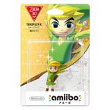 【任天堂 Nintendo】 amiibo公仔 林克 (薩爾達傳說:風之律動系列)