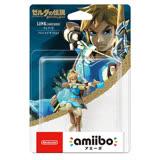 【任天堂 Nintendo】amiibo公仔 林克-拉弓(薩爾達傳說:荒野之息系列)