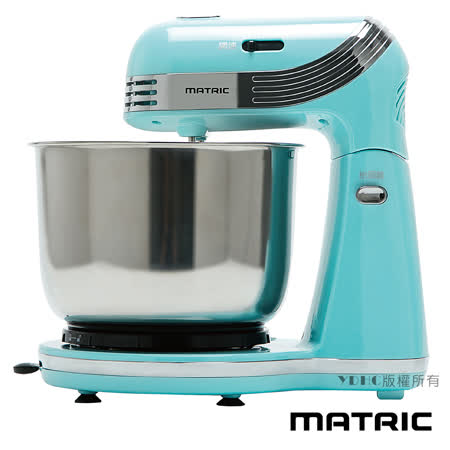 福利品【松木MATRIC】抬頭式點心烘焙專用攪拌機MG-TM2501