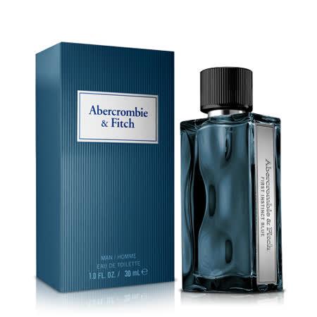 Abercrombie & Fitch 湛蓝男性淡香水(30ml)