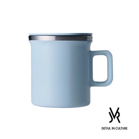 JVR韩国原装MONO MUG马卡龙不锈钢马克杯360ml