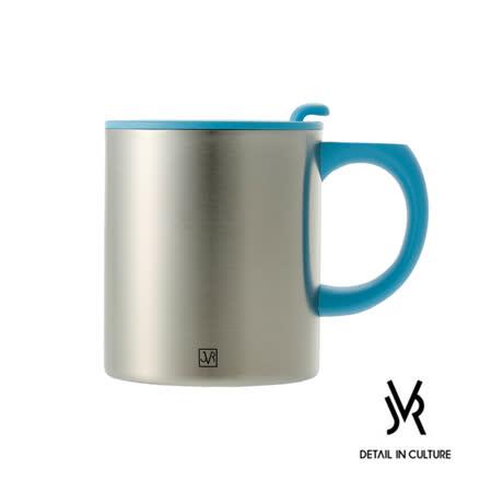 JVR韩国原装PICNIC MUG不锈钢滑盖马克杯380ml