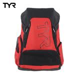 美國TYR Alliance 45L Backpack 鐵人後背包-黑紅