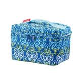 【美國Coleman】4L 藍葉圖騰保冷袋 # CM-22228M