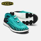 KEEN 男款 織帶涼鞋Uneek O2 1018713 / 城市綠洲 (編繩結構、輕量、戶外休閒鞋、運動涼鞋)