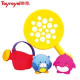 日本《樂雅 Toyroyal》好朋友洗澡組-海獺海豚