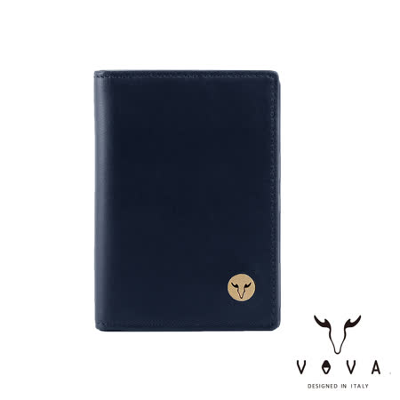 VOVA 費城系列3卡名片夾(深海藍)VA118W010NY