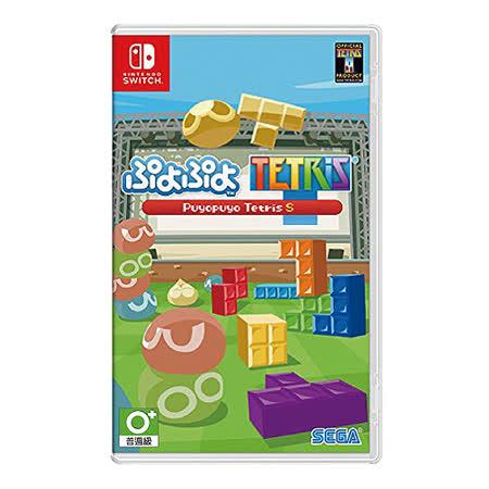 Nintendo Switch 魔法气泡俄罗斯方块 S 中文版