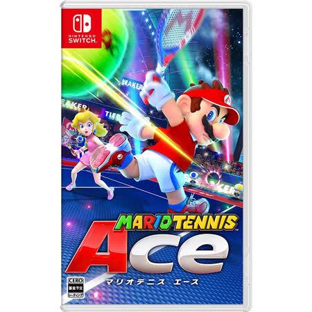 Nintendo Switch 玛利欧网球 王牌高手 中文版