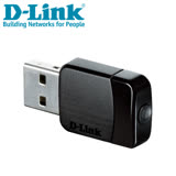 D-Link友訊 DWA-171(C) AC600 MU-MIMO 雙頻無線網卡