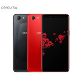 OPPO A73s 4G/64G 6吋螢幕雙卡雙待AI美顏智慧型手機 【贈三好禮】紅色