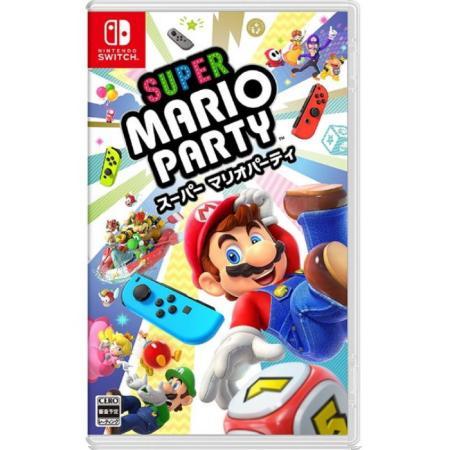 Nintendo Switch 超级玛利欧派对 中文版