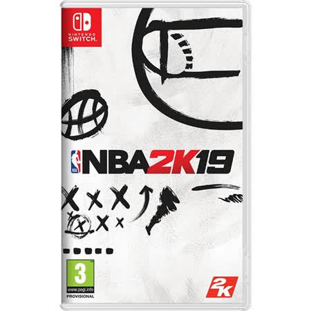 Nintendo Switch NBA 2K19 美国职业篮球 2019《中文版》