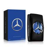 Mercedes Benz 賓士 王者之星男性淡香水小香(7ml)