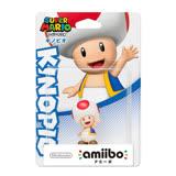 【任天堂 Nintendo】amiibo公仔 奇諾比奧(超級瑪利歐系列)