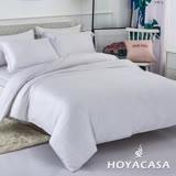 《HOYACASA心懸》雙人四件式抗菌天絲兩用被床包組