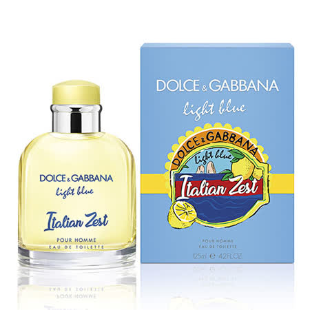Dolce&Gabbana 热情仲夏 限量版男性淡香水125ml