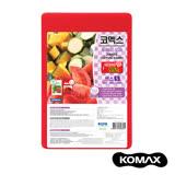 【索樂生活】韓國KOMAX抗菌多功能兩用雙面切菜砧板-小.戶外露營野炊居家廚房生熟食環保造型砧板料理用品