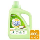 加倍潔洗衣液體小蘇打-茶樹抗菌-3000gm(4瓶/箱)