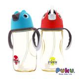 PUKU PPSU企鵝滑蓋學習水杯280ml