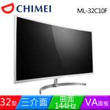 奇美 CHIMEI 32型 ML-32C10F VA曲面電競螢幕