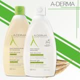 A-Derma 艾芙美 燕麥潔膚泡沫凝膠(滋潤) 500ml