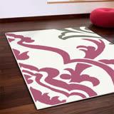 【范登伯格】亞曼★時尚系列仿羊毛地毯-火炬-133x190cm