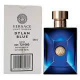 VERSACE 凡賽斯 狄倫正藍男性淡香水 100ml-Tester包裝